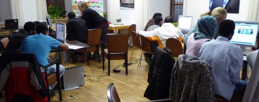 Lern-Teams im Kratzertreff, Mehrgenerationenhaus Landsberg